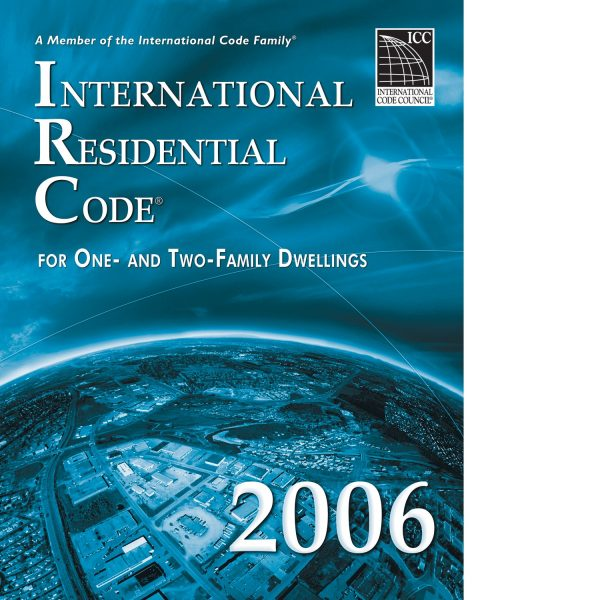 International Residential Code 2006 Contractor Exam Services