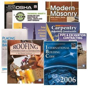 MISSISSIPPI BUILDING CONSTRUCTION EXAM BOOK SET